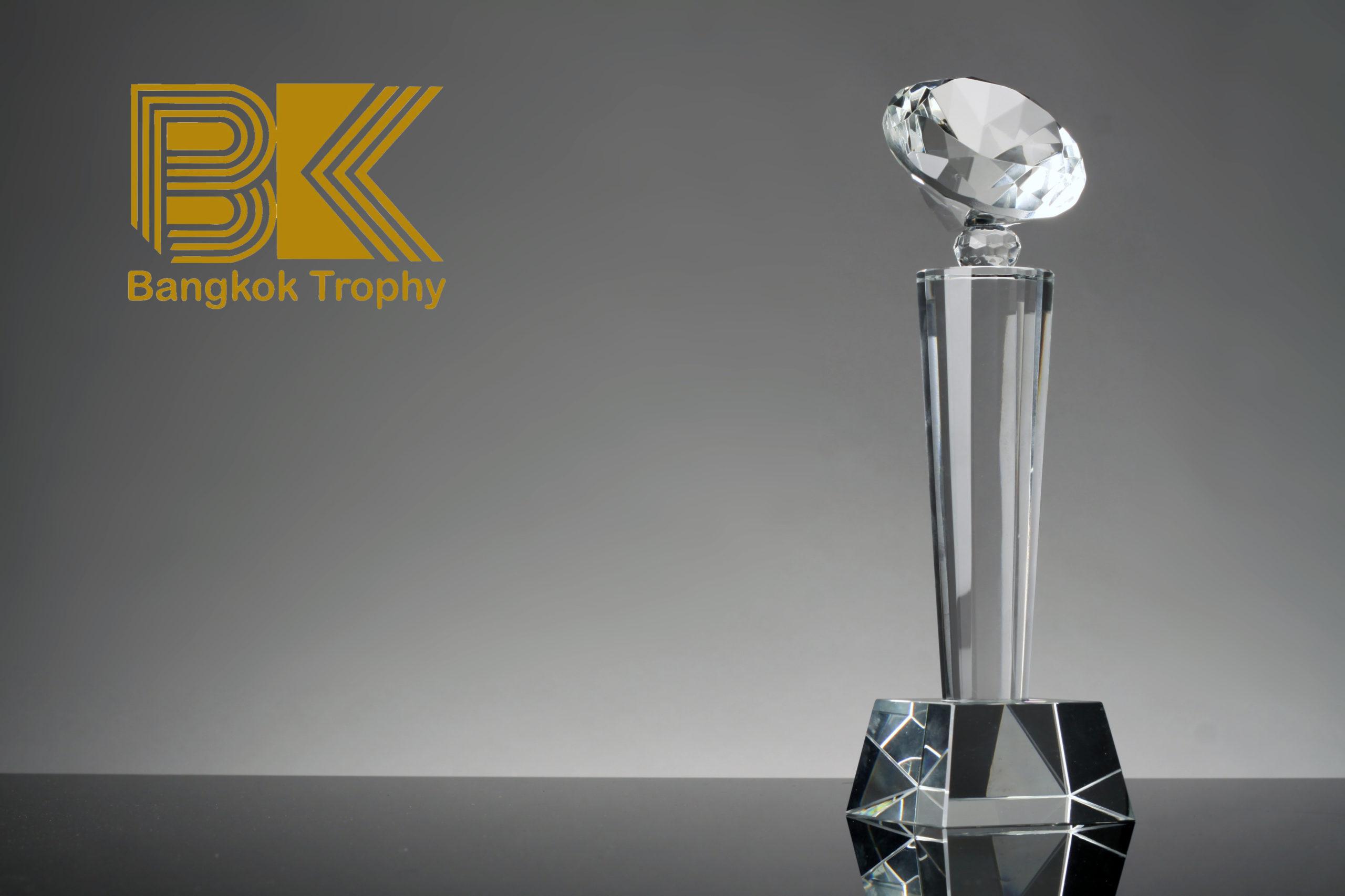 BK Crystal trophy
