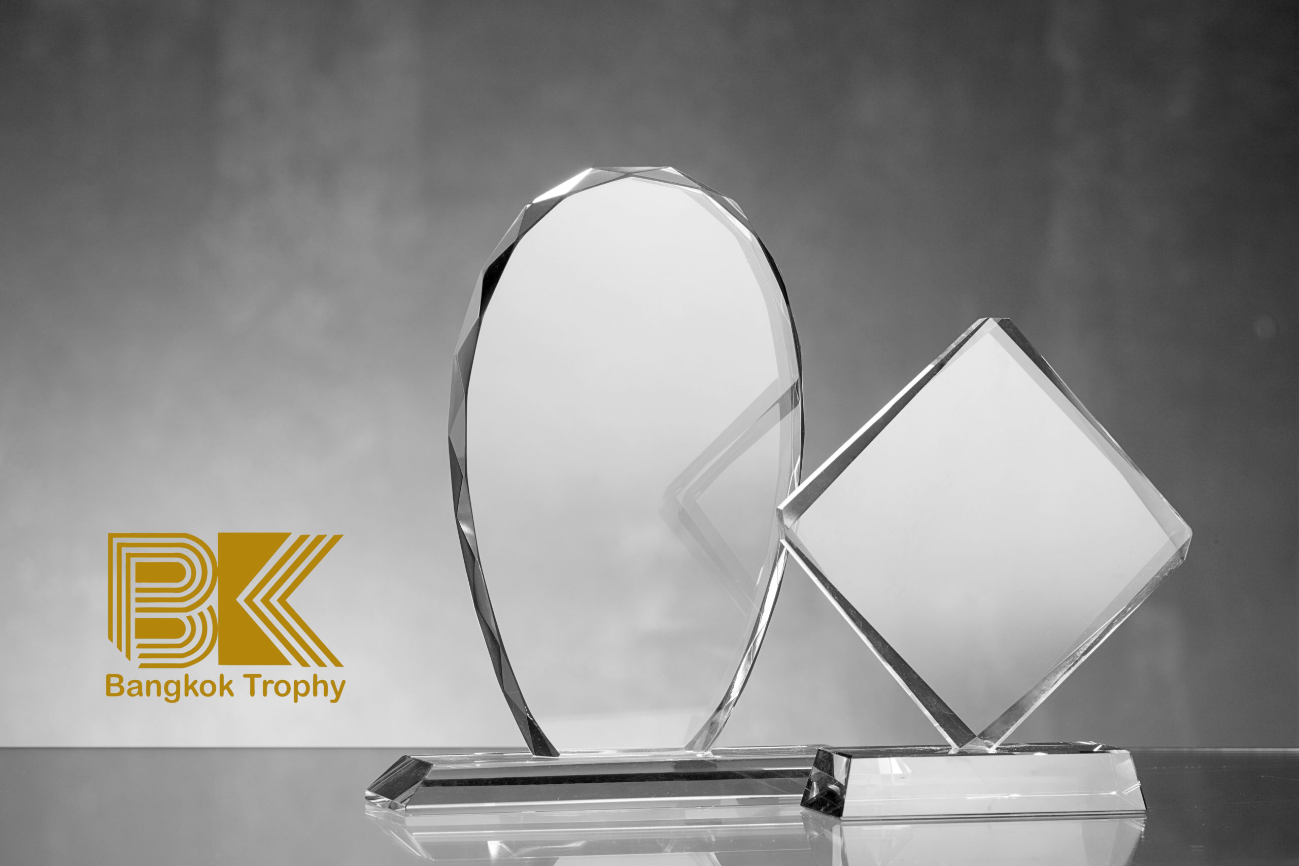 bk crystal award